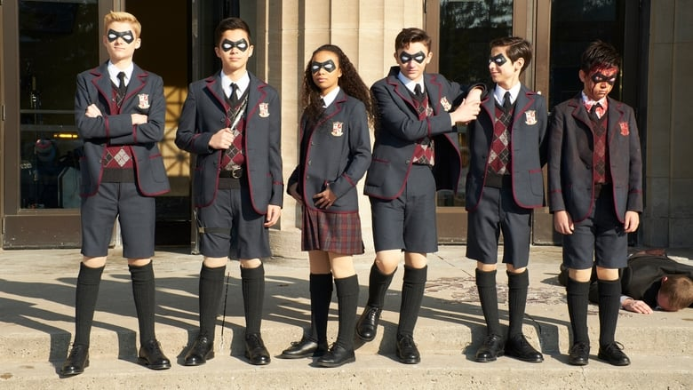 Watch The Umbrella Academy HD Free TV Show