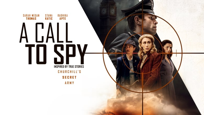 Watch A Call To Spy Full Movie HD Online Free