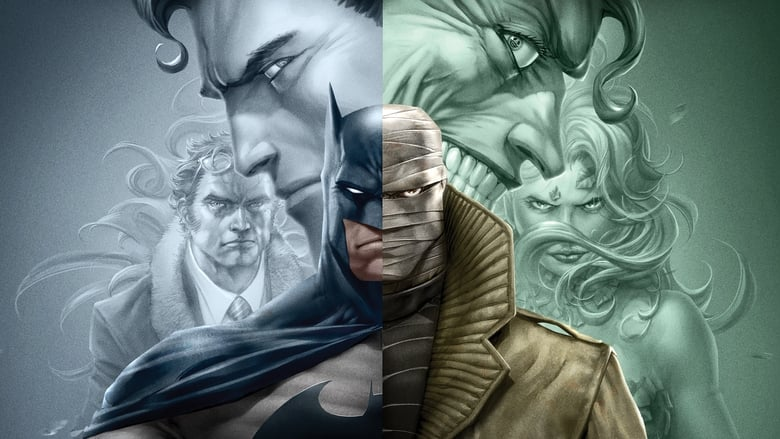 Watch Batman: Hush Full Movie Online Free