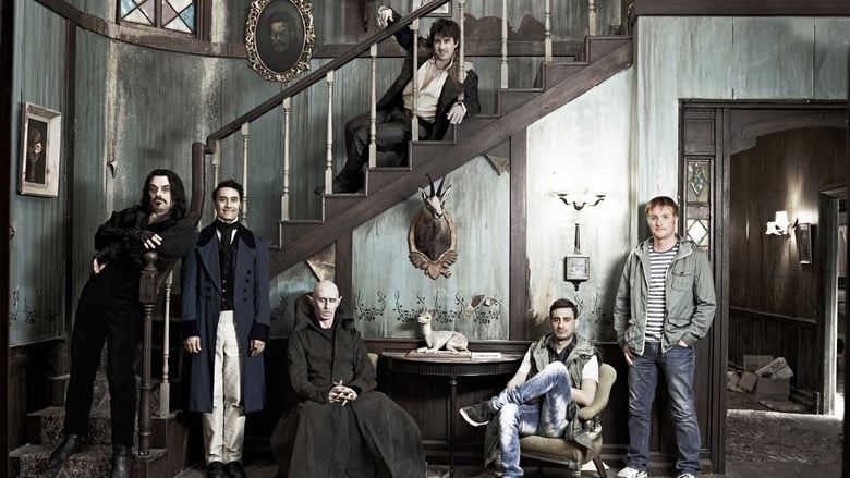 Watch What We Do In The Shadows Full Movie Online Free