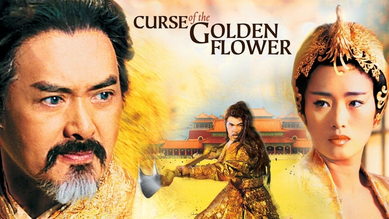 Watch Curse Of The Golden Flower Full Movie Online Free