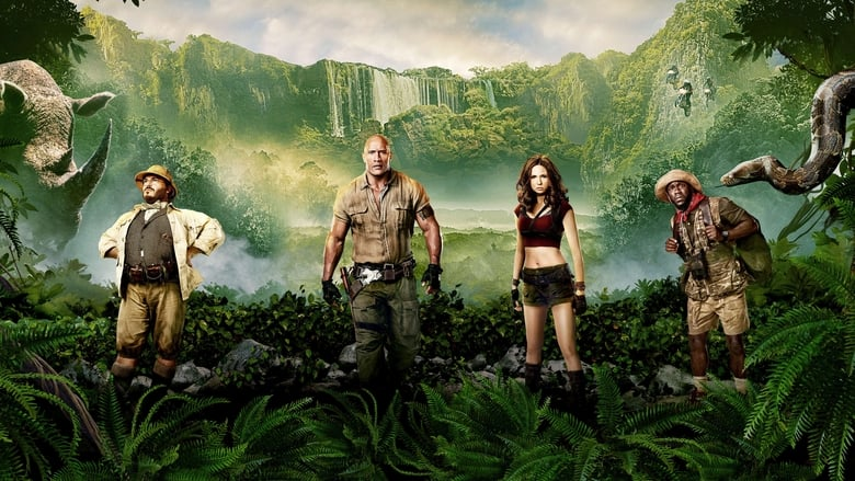 Watch Jumanji: Welcome To The Jungle Full Movie Online Free