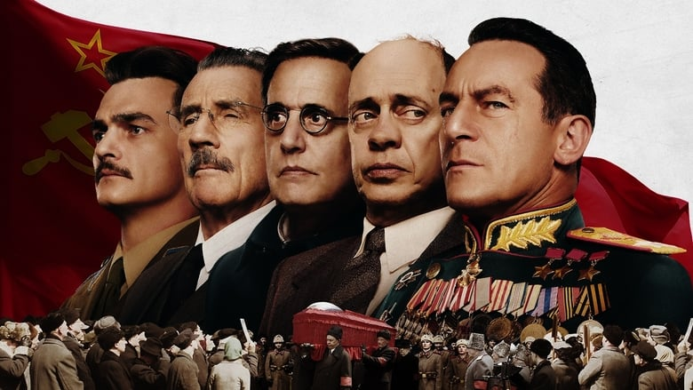 Watch The Death Of Stalin Full Movie Online Free