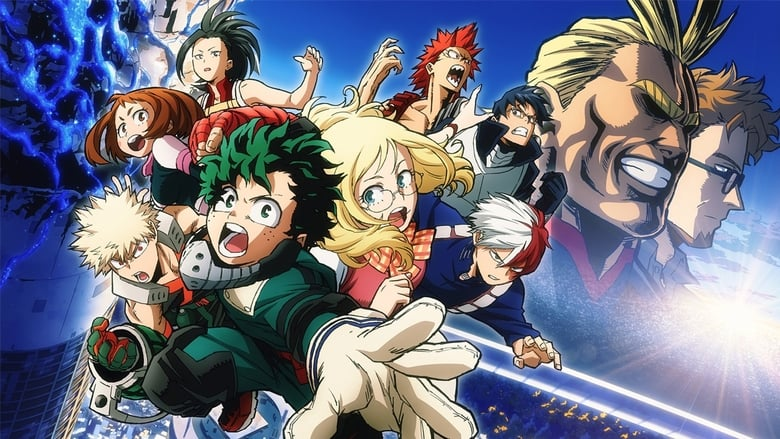 Watch My Hero Academia: Two Heroes Full Movie Online Free