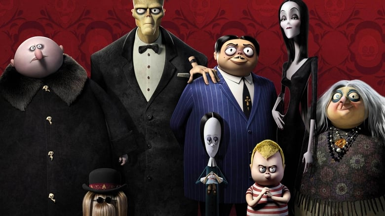 Watch The Addams Family Full Movie Online Free