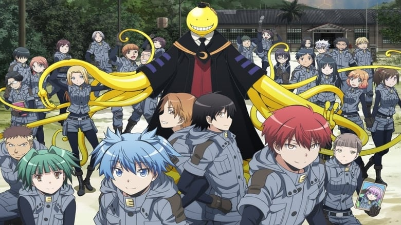 Watch Assassination Classroom HD Free TV Show