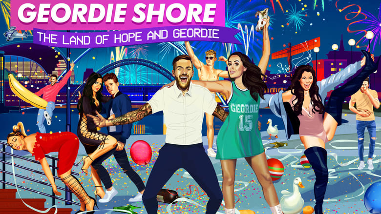 Watch Geordie Shore HD Free TV Show