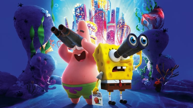 Watch The Spongebob Movie: Sponge On The Run Full Movie Online Free