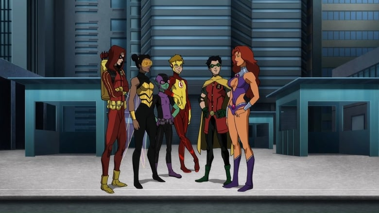 Watch Teen Titans: The Judas Contract Full Movie Online Free
