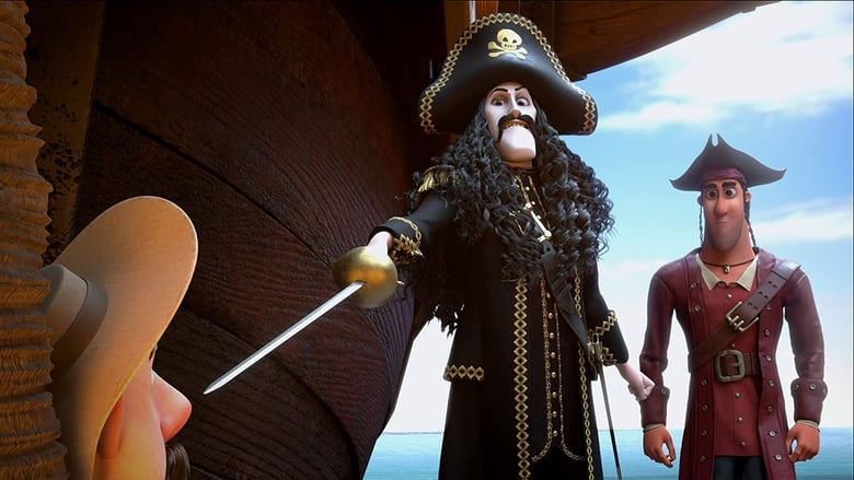 Watch Captain Sabertooth And The Magical Diamond Full Movie HD Online Free