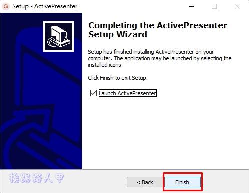免費的「ActivePresenter」讓您輕鬆錄影及編輯教學影片 ap-11