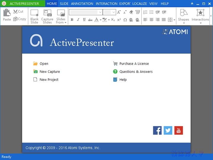 免費的「ActivePresenter」讓您輕鬆錄影及編輯教學影片 ap-12