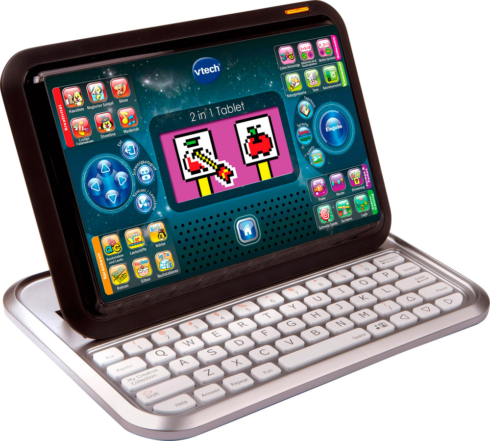 Baby Trinkbecher Vtech Lernpocket 2 In 1 Tablet » Kindertablet & Lernlaptop