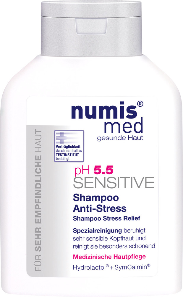 Sitzerhöhung Isofix Numis Med Ph 5.5 Sensitive Shampoo Anti-stress » Shampoo
