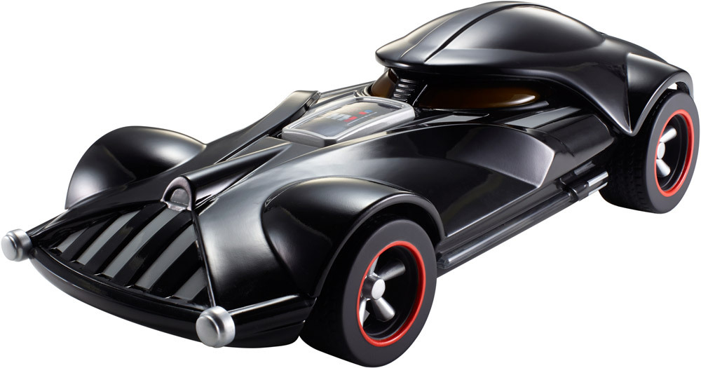 Baby Trinkbecher Hot Wheels Star Wars Darth Vader Rc Fahrzeug Mit Lights