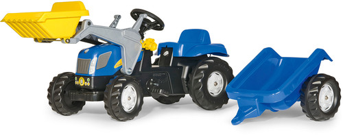 Kindermöbel Holland Rolly Toys® Trettraktor New Holland » Tretauto - Jetzt