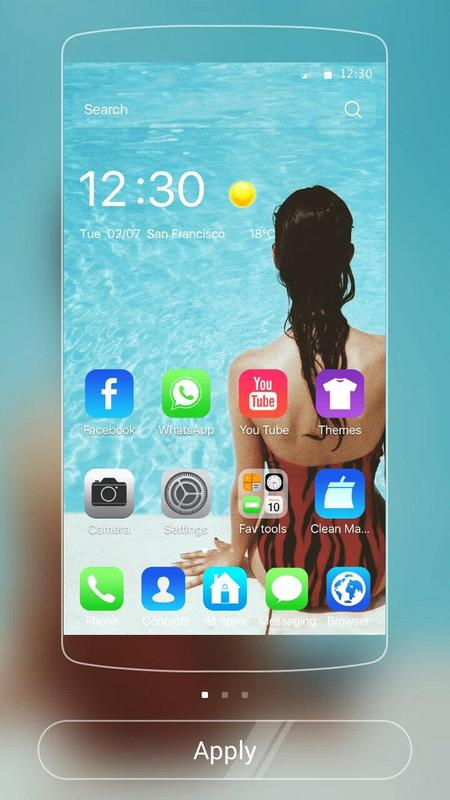 Cm Launcher 3d Wallpaper Apk Download Os 10 Launcher Theme Apk Download Free Lifestyle App For