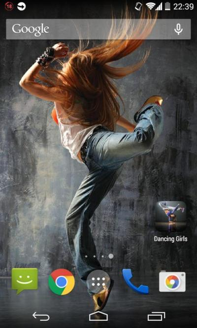 Dancing Girls Live Wallpaper APK Download - Free Personalization APP for Android | APKPure.com
