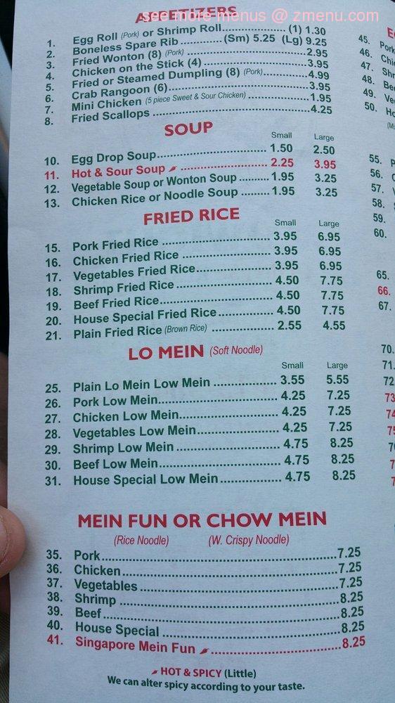 online food log
