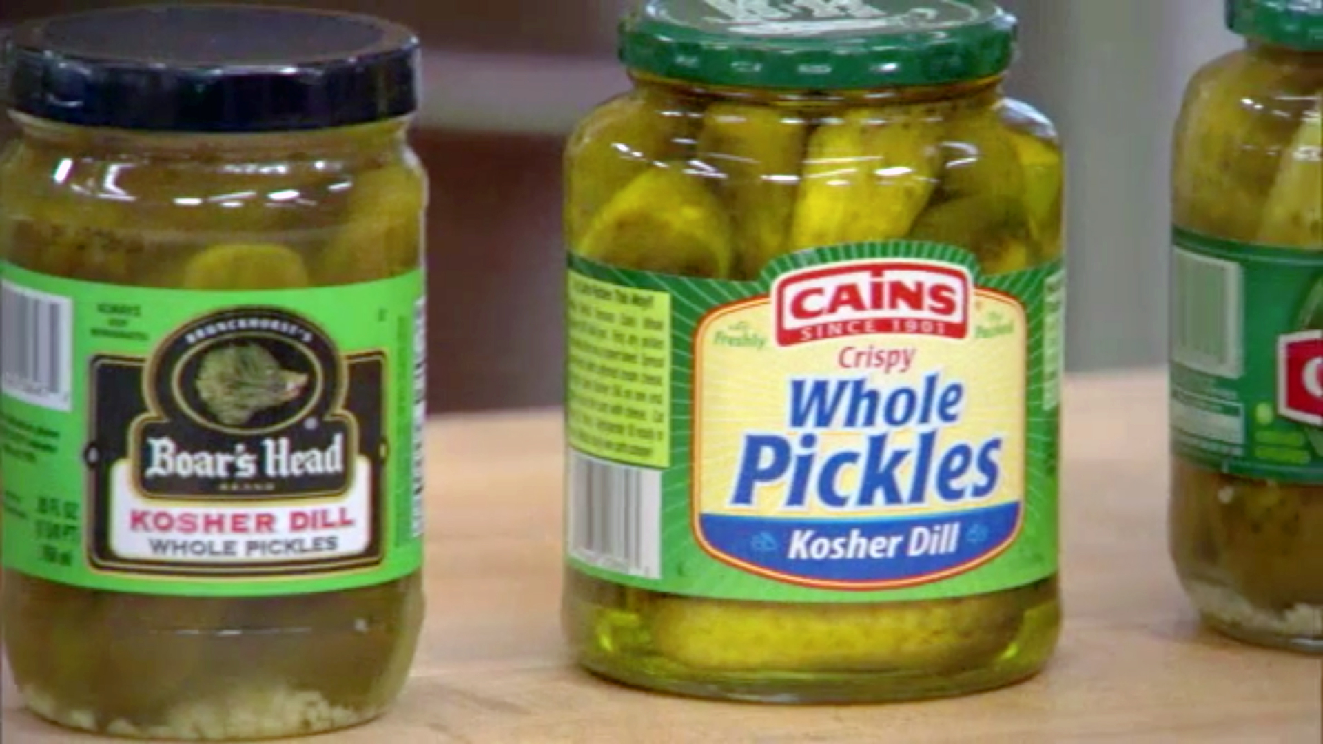 Kosher Pickles Whole Kosher Dill Pickles Cook S Country