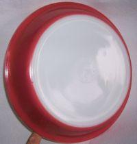 "Pink Pyrex 9"" Pie Plate from hiddeninthehills on Ruby Lane"