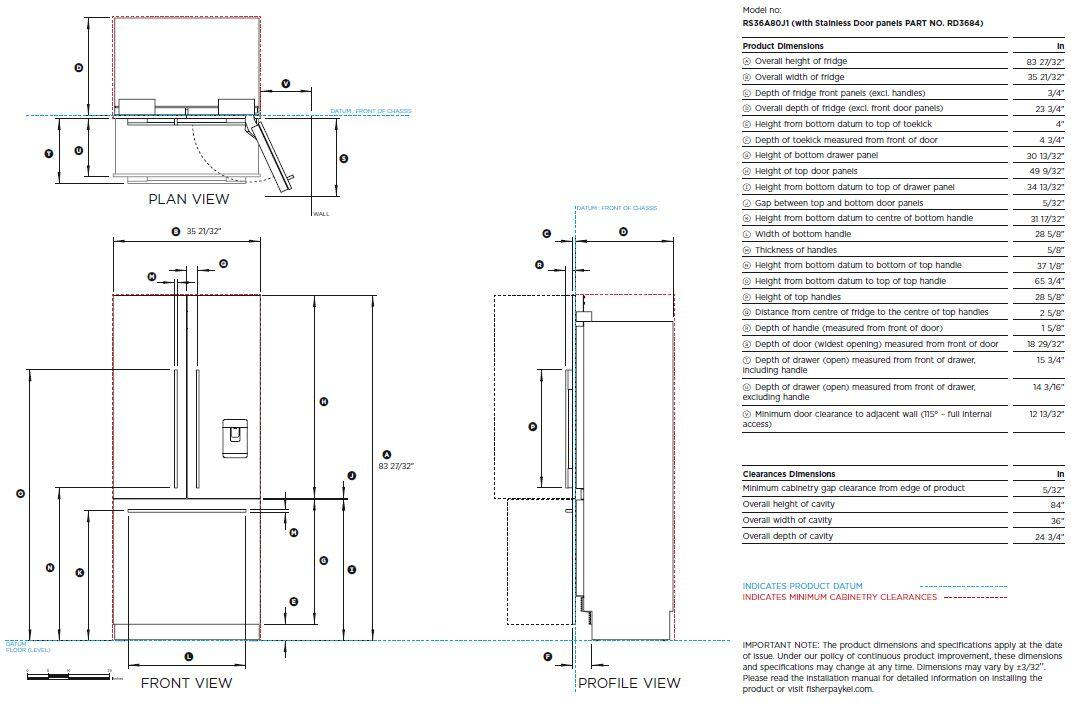 FISHER PAYKEL REFRIGERATOR WIRING DIAGRAM - Auto Electrical Wiring