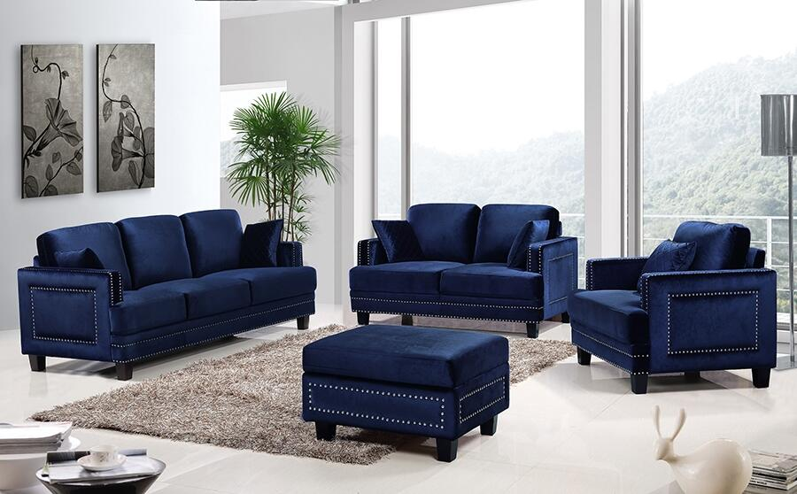 Seats And Sofa Folder Meridian 655bes Ferrara Series Stationary Bonded Leather