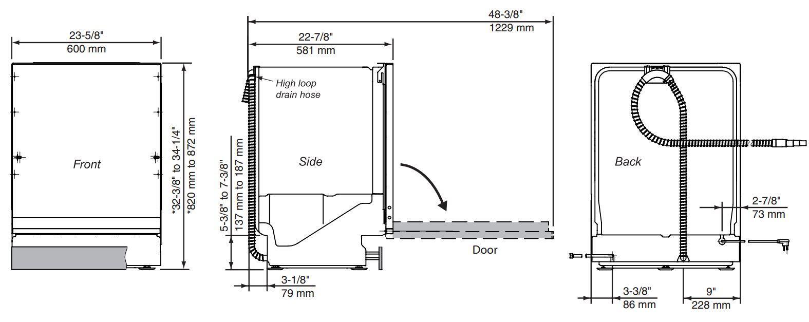 phone installation diagram