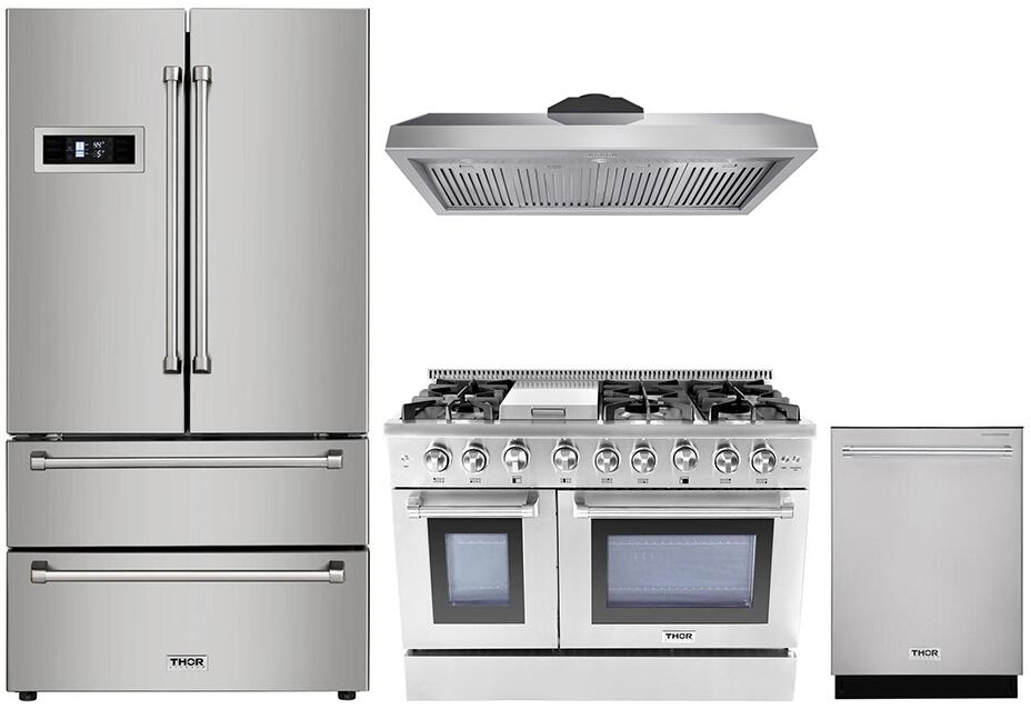 Kitchen Connection Reviews Thor Kitchen 888009 Kitchen Appliance Packages