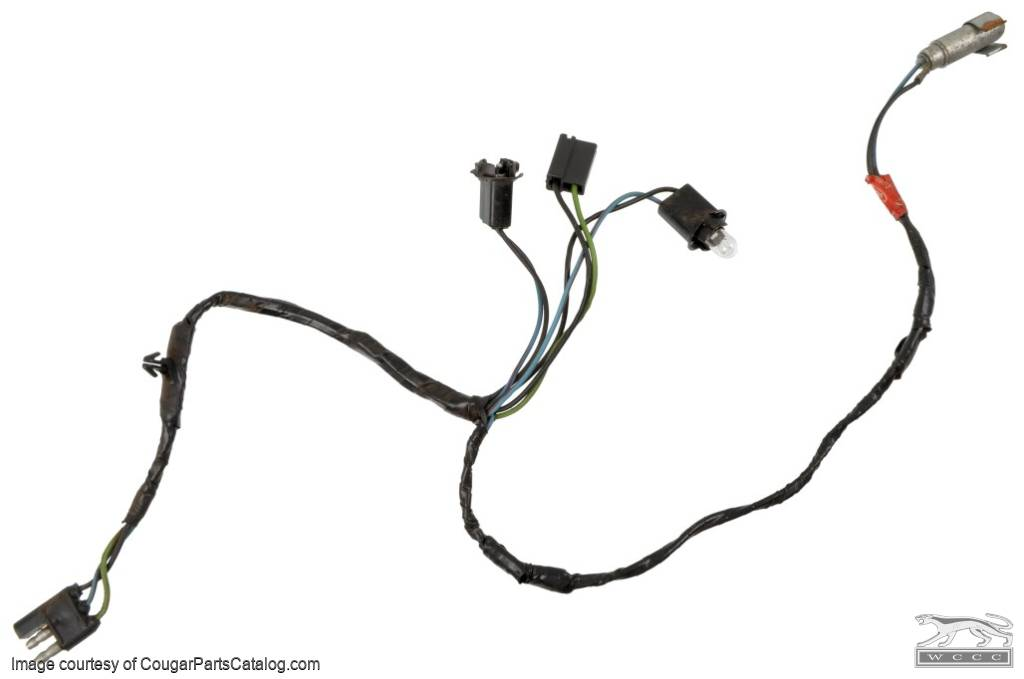 1970 ford mustang wiring harness