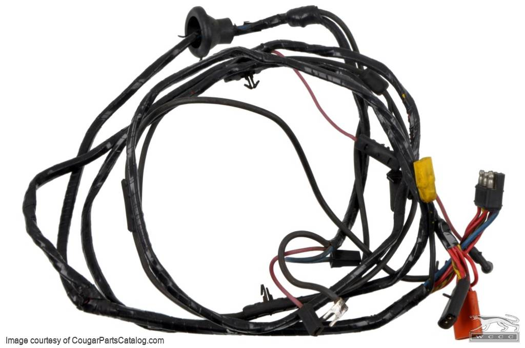 used ford wiring harness