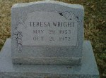 Teresa Wright Find A Grave