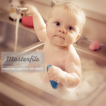 Baby Bath In Sink - Poxtel.Com