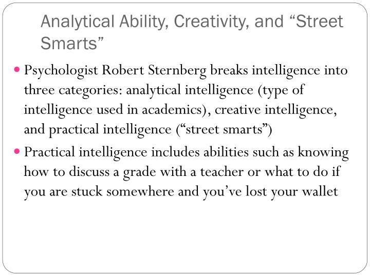 PPT - Intelligence PowerPoint Presentation - ID1538693