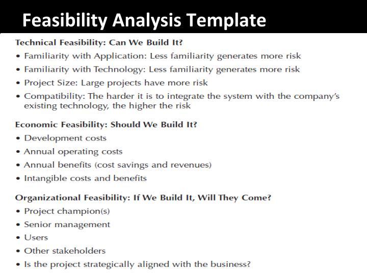 Feasibility Study Template - Costumepartyrun
