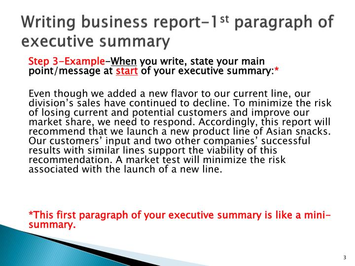 Business Reports Format Templatebillybullock – Sample of Business Report