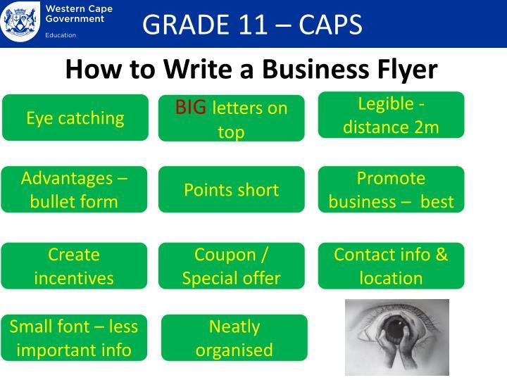 PPT - GRADE 11 \u2013 CAPS PowerPoint Presentation - ID1654961