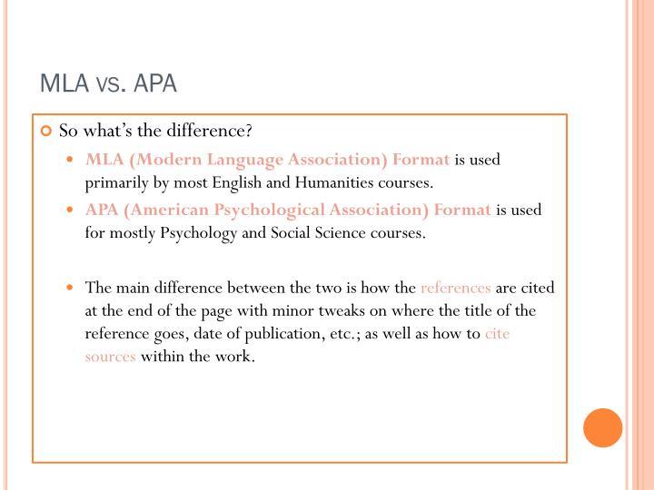 PPT - MLA, Parenthetical Citation,  Works Cited PowerPoint