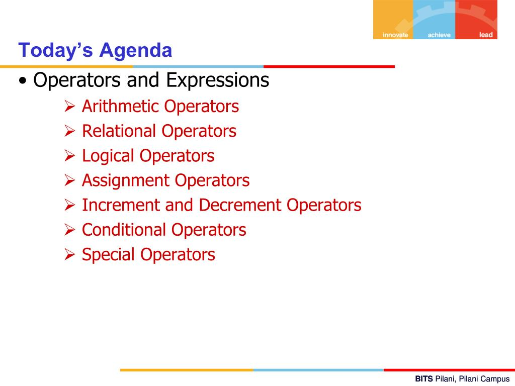 A++ Ppt Today S Agenda Powerpoint Presentation Id 1720652