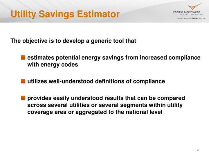 savings estimator cvfreepro