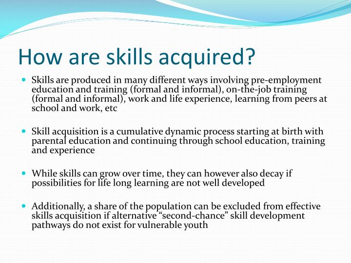 PPT - Skills for Employability and Productivity in Indonesia