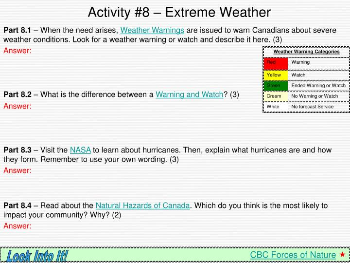 PPT - Weather, Climate and Meteorology PowerPoint Presentation - ID