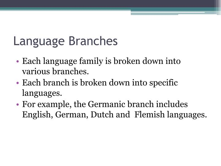 PPT - Language PowerPoint Presentation - ID2006392