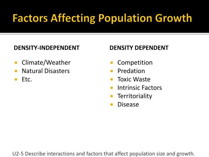 factors that affect population size - Eczaproductoseb