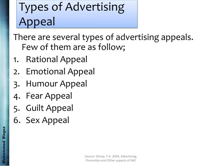 PPT - Selecting Message Appeals and Picking Endorsers (Continued