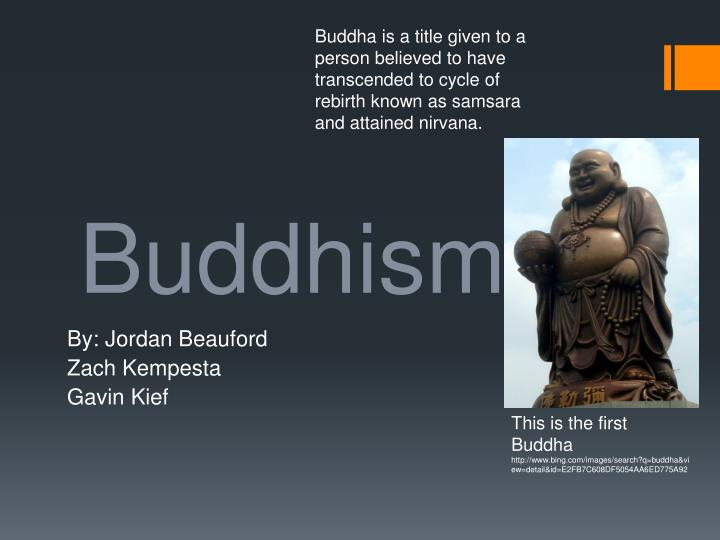 PPT - Buddhism PowerPoint Presentation - ID2206311 - buddhism powerpoint
