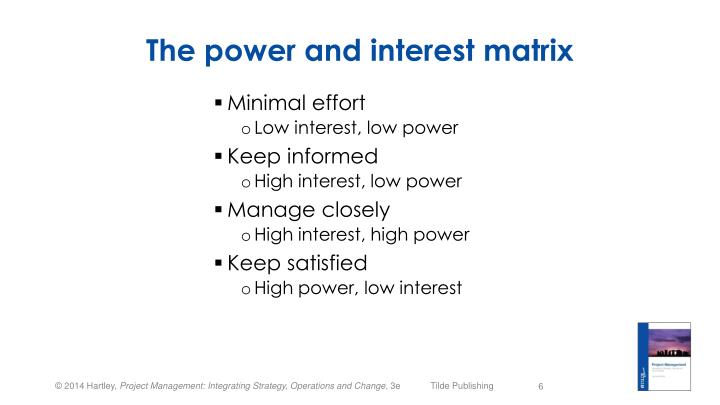 PPT - Chapter 3 Stakeholder Management PowerPoint Presentation - ID