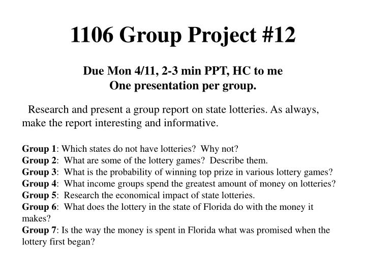 Report on a group research project Term paper Academic Service - research project report