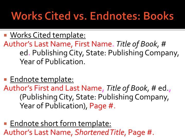 PPT - Citation Book Camp PowerPoint Presentation - ID2405238
