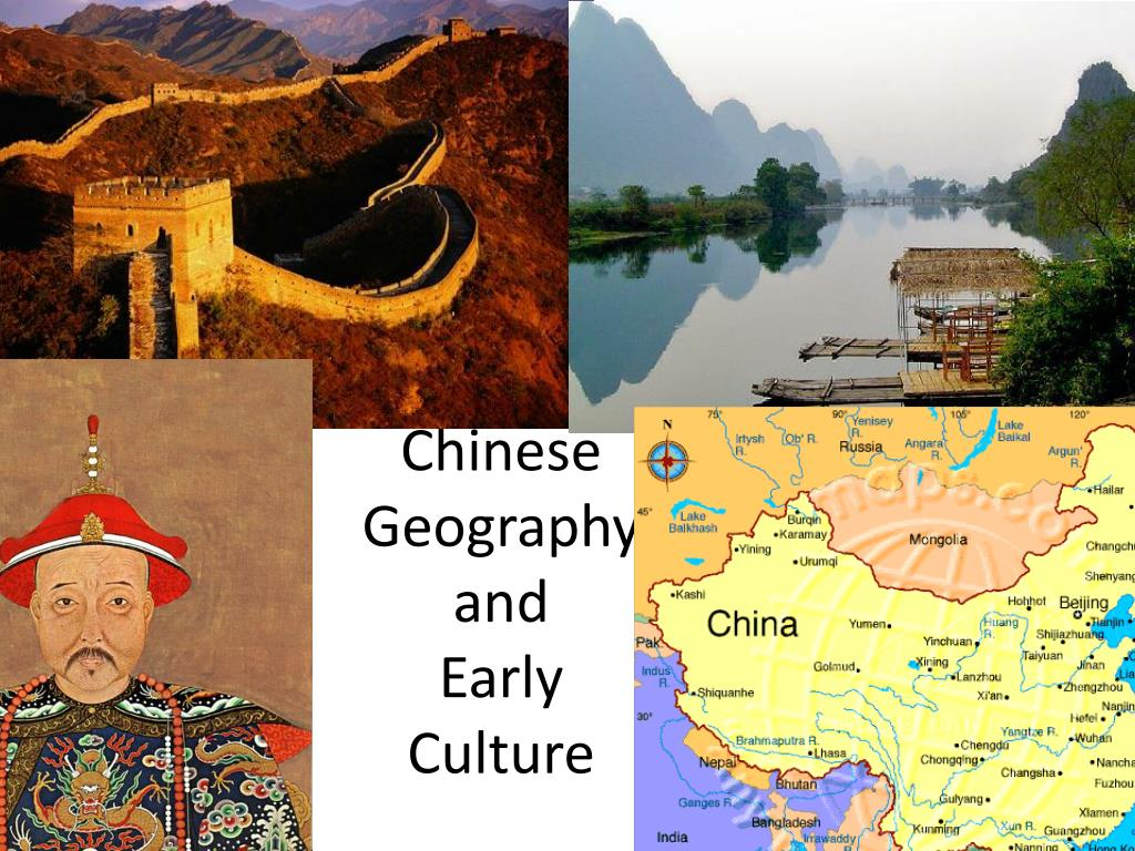 Chinese Geography Ppt Chinese Geography And Early Culture Powerpoint Presentation